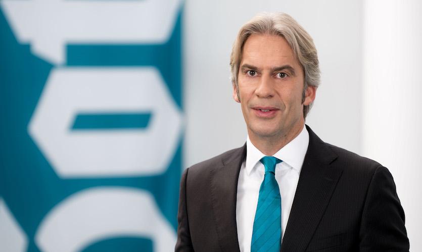 Oliver Brüß, Vertriebsvorstand der Gothaer
