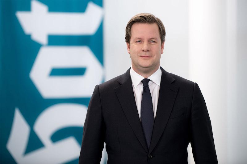 Oliver Schöller, Vorstandsvorsitzender der Gothaer Allgemeine AG