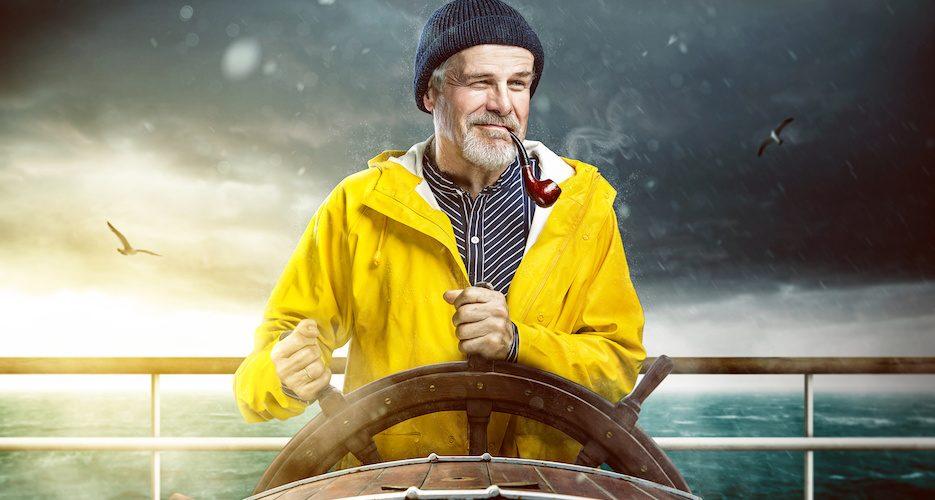 Kapitän Sorglos: Skipper und Crew umfassend schützen