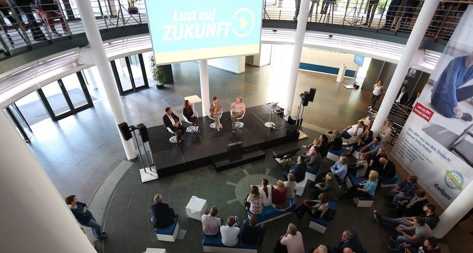 Gothaer Zukunftswoche 2017: Digitale Transformation hautnah