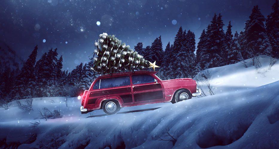 Hausratversicherung rettet Weihnachten