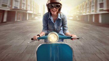 Mopedversicherung: Aufgepasst, Kennzeichenwechsel!