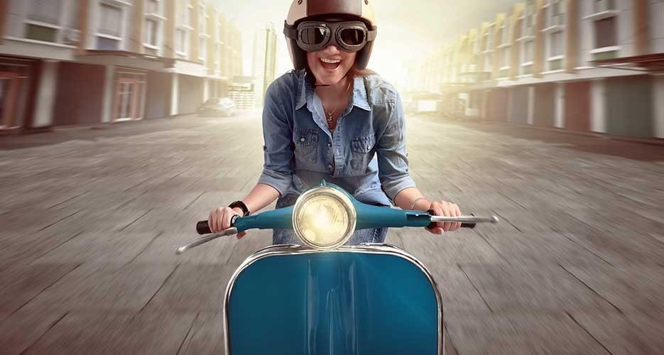 mopedversicherung aufgepasst beim kennzeichenwechsel. Black Bedroom Furniture Sets. Home Design Ideas