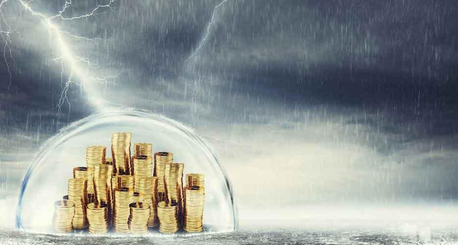 Alarmierender Bundesbankbericht: Deutsche sparen negativ