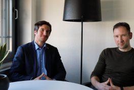 Philip Wenzel und Andre Schroeter im Interview ueber die Grundfaehigkeitsversicherung