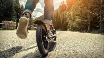 Nach neuer Umfrage: Ist der Hype um den E-Scooter übertrieben?