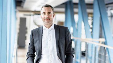 Christopher Lohmann im Interview ueber die Digitalisierung