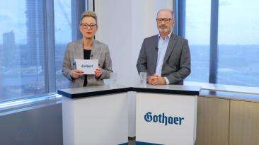 Ralf Dietrich zu Gast im Gothaer easytalk