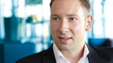 Andre Schröter im Gothaer Persönlich Podcast
