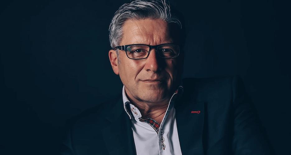 Matthias F. Ramge Mimik