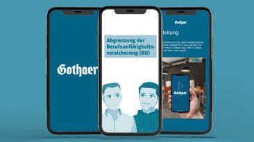 Gothaer - Mein Video App