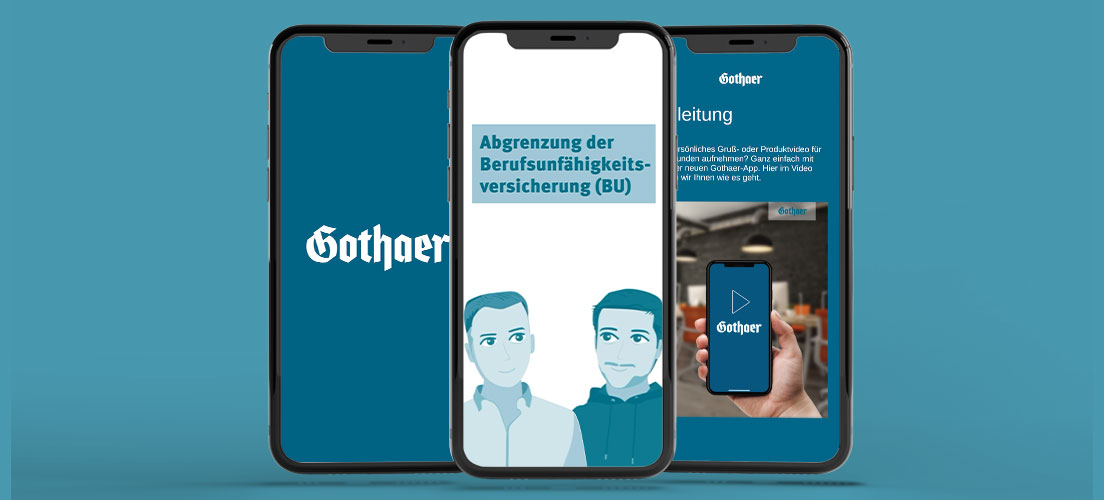 Gothaer - Mein Video App