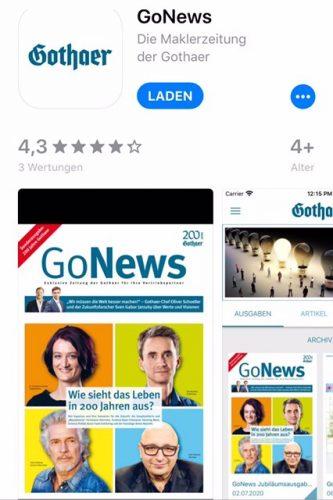 eGoNews App