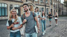 Große Ambitionen, kleines Budget: Zielgruppe Studenten und Akademiker
